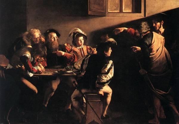 The Calling of Saint Matthew WGA